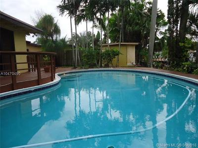 Fort Lauderdale Single Family Home For Sale: 1708 SW 5th Ct