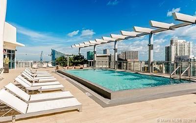 Condo For Sale: 1100 S Miami Ave #2507