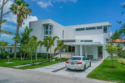 Key Biscayne Single Family Home For Sale: 725 Woodcrest Road