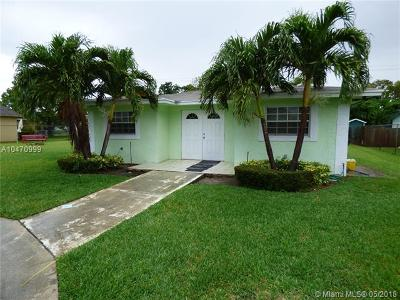 Delray Beach Multi Family Home For Sale: 206 SW 13th Ave