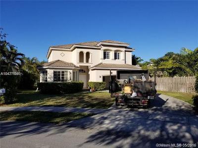 Homestead Single Family Home For Sale: 2917 Augusta Cir