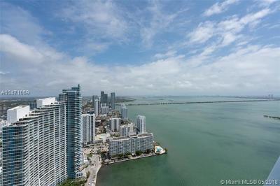 Miami Condo For Sale: 1900 N Bayshore Dr #PH4904