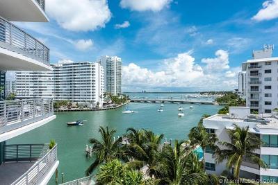 Miami Beach Condo For Sale: 1445 16th St #604/605