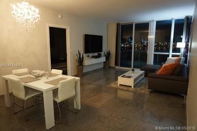 Miami Beach Condo For Sale: 540 West Ave #611
