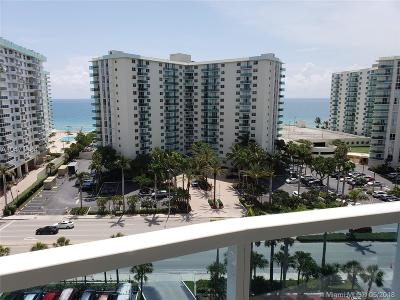 Hollywood Condo For Sale: 3800 S Ocean Dr #1018