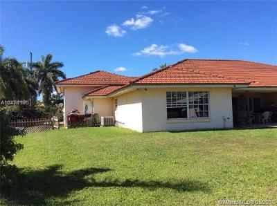 Miami Single Family Home For Sale: 465 NW 119th Ave