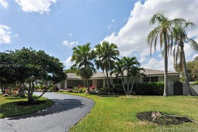 Miami Single Family Home For Sale: 10481 SW 139th St