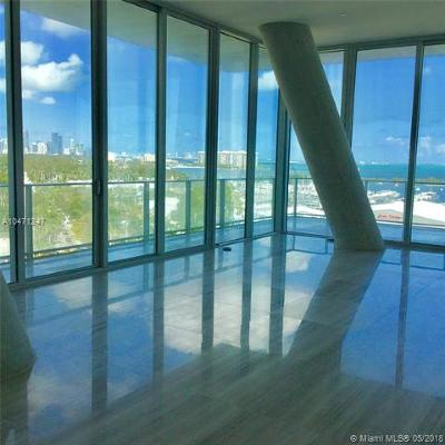 Coconut Grove Condo For Sale: 2675 S Bayshore Dr #901-S