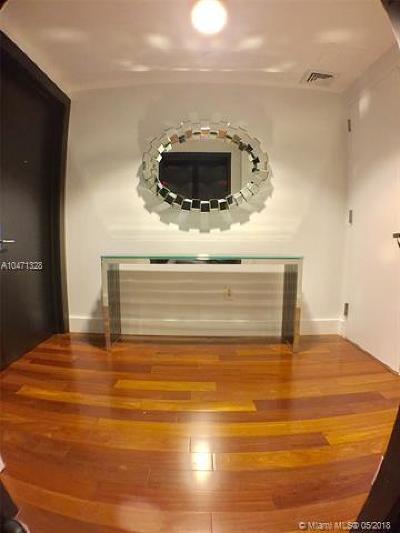 Miami Condo For Sale: 900 Biscayne Blvd #3108