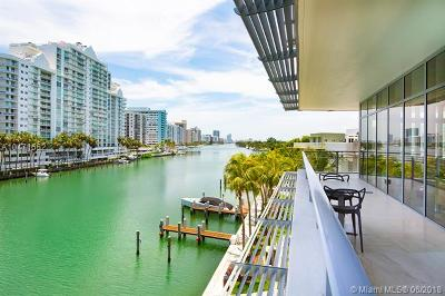Miami Beach Condo For Sale: 6101 Aqua Ave #401