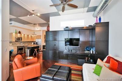 Miami Beach Condo For Sale: 2001 Meridian Ave #425
