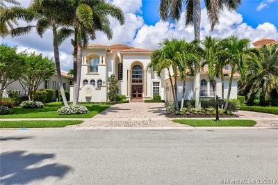 Palm Beach Gardens Single Family Home For Sale: 470 Savoie Dr.