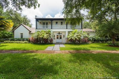 Coral Gables Single Family Home For Sale: 730 Calatrava Avenue