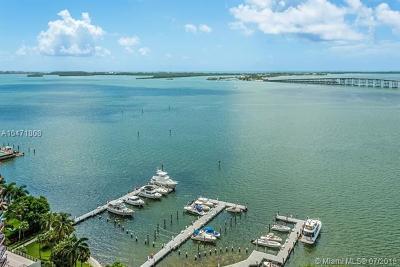 Miami Condo For Sale: 1627 Brickell Ave #2505