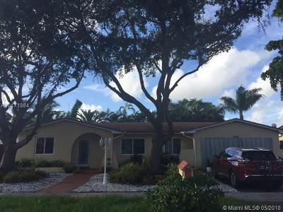 Cutler Bay Single Family Home For Sale: 7960 SW 197th Ter