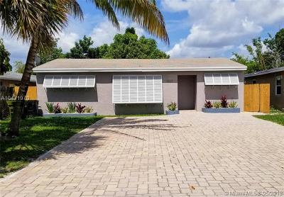 Fort Lauderdale Single Family Home For Sale: 1527 NW 7th Ave