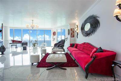 Hollywood Condo For Sale: 2711 S Ocean Dr #3905