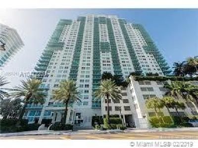 Miami Beach Condo For Sale: 650 West Ave #704