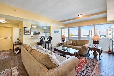Miami Beach Condo For Sale: 6580 Indian Creek Dr #501