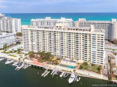 Miami Beach Condo For Sale: 5600 Collins Ave #7M