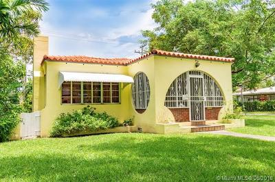 Coral Gables Single Family Home For Sale: 501 Aragon Ave