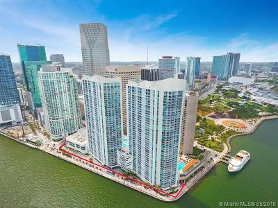 Miami Condo For Sale: 325 S Biscayne Blvd #4218