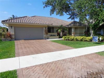 Davie Single Family Home For Sale: 8830 S Southern Orchard Rd S