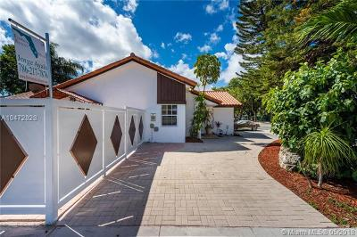 Single Family Home For Sale: 14700 SW 80th St