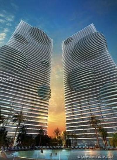 Miami Condo For Sale: 650 NE 32 St #4803