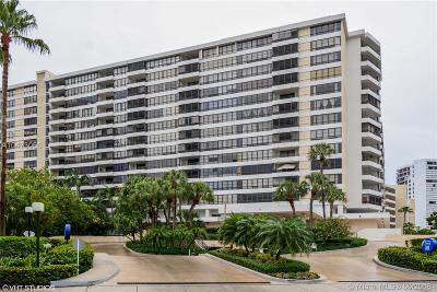Hallandale Condo For Sale: 500 Three Islands Blvd #118