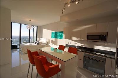 Miami Condo For Sale: 1010 Brickell Ave #LPH 4810