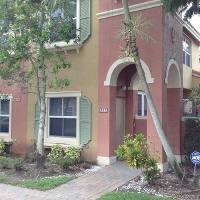 Pembroke Pines Condo For Sale: 923 SW 143rd Ter #2010
