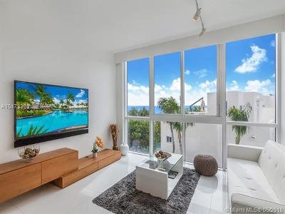 Miami Beach Condo For Sale: 50 S Pointe Dr #604