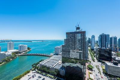 Miami Condo For Sale: 485 Brickell Ave #3708