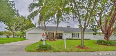 Miami Single Family Home For Sale: 15245 SW 146th St
