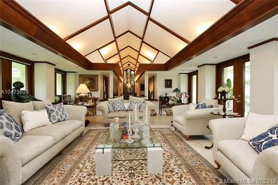 Coral Gables Single Family Home For Sale: 10400 Coral Creek Rd