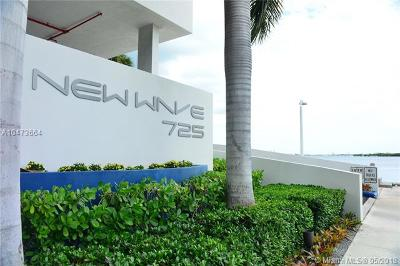 Miami Condo For Sale: 725 NE 22nd St #9F