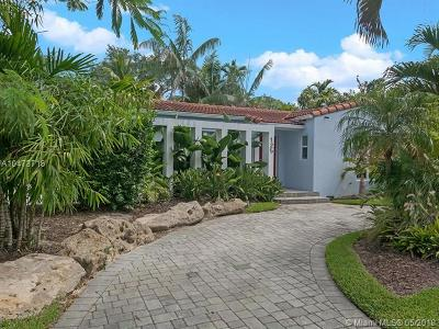 Miami Shores Single Family Home For Sale: 125 NE 106th St