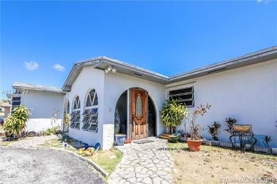Cutler Bay Single Family Home For Sale: 20121 SW 91st Ave