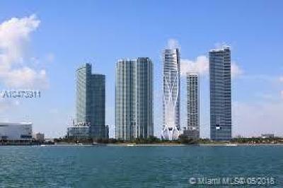 Miami Condo For Sale: 900 Biscayne Bl #3912