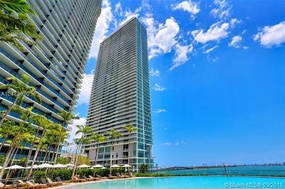 Miami Condo For Sale: 650 NE 32 Street #5201-520