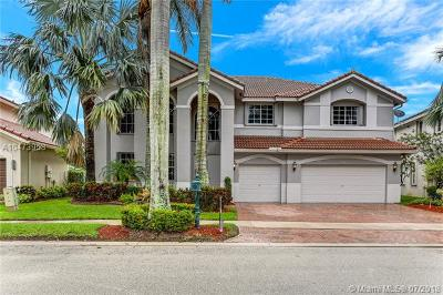 Weston Single Family Home For Sale: 2060 Quail Roost Dr