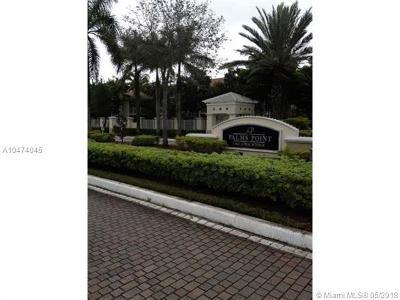Coral Springs Condo For Sale: 11721 W Atlantic Blvd #702