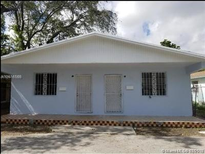 Miami Multi Family Home For Sale: 6810 NW 2nd Ave