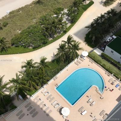 bal harbour Condo For Sale: 10205 Collins Ave #1609