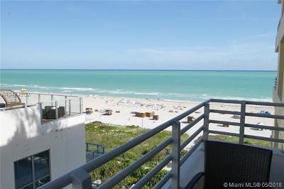 Miami Beach Condo For Sale: 101 NE Ocean Dr #902