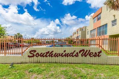 Miami Condo For Sale: 9331 SW 4th St #214B