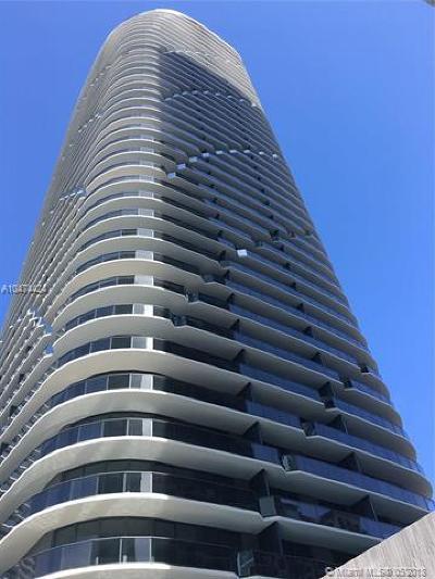 Miami Condo For Sale: 45 SW 9th St #1006