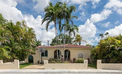 Miami Single Family Home For Sale: 4279 SW 10th St