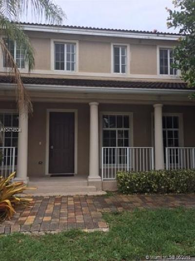 Homestead Single Family Home For Sale: 27649 SW 143rd Ct